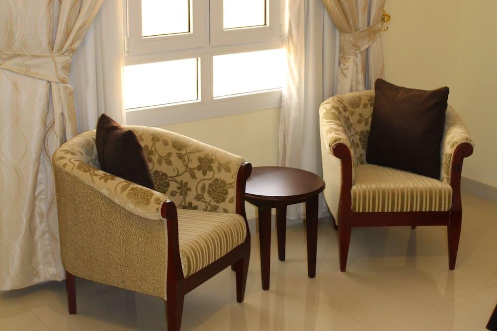 Căn hộ Superior, 2 phòng ngủ - Khu phòng khách