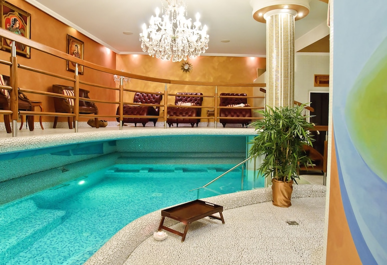 GOLDEN ROYAL Boutique hotel & Spa, Kosice, Piscina