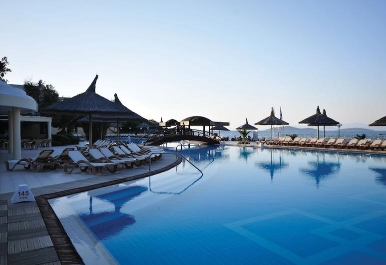 Hotel Samara – All Inclusive, Bodrum, Outdoor Pool