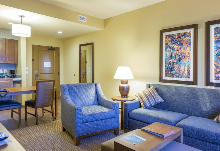 Homewood Suites By Hilton Billings, MT, Billings, Suite, 2Queen-Betten, Zimmer