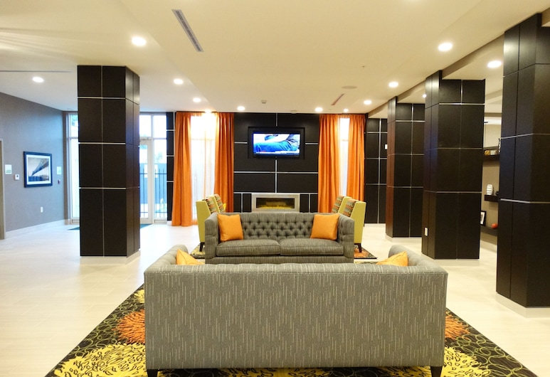 Holiday Inn Covington, Covington, Lobby