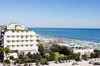 Foto van Hotel City Beach Resort in Cervia