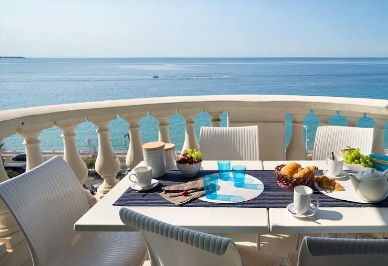 Résidence La Palme d'Azur Cannes Verrerie, Cannes, Parveke
