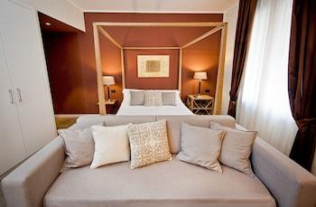 在帕勒莫的德勒维多利豪华套房酒店照片