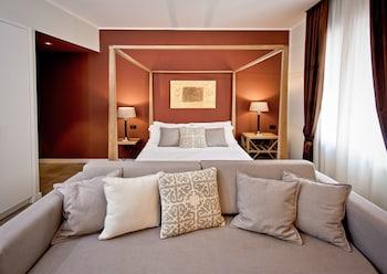 Palermo bölgesindeki Delle Vittorie Luxury Suites & Rooms resmi