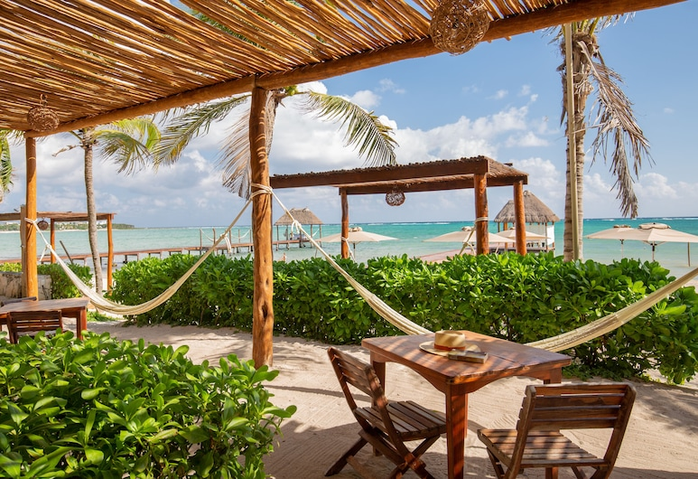 Mereva Tulum by Blue Sky, Тулум, Master Suite Beach Front with Plunge Pool, Номер