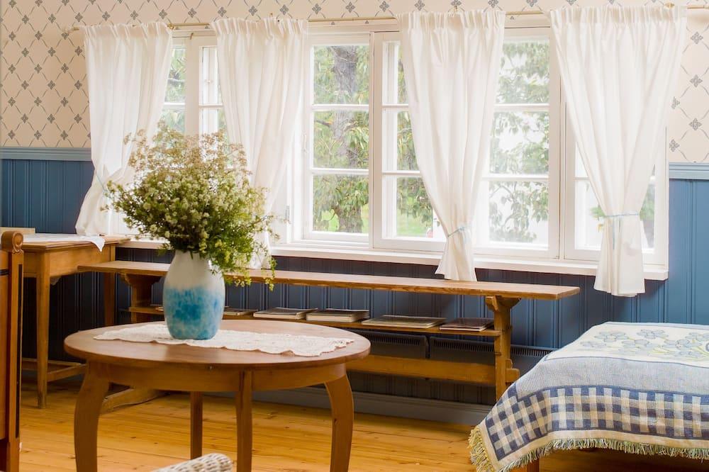 公寓, 1 間臥室, 廚房 - 客廳