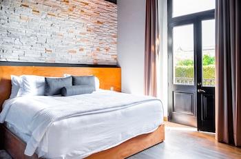 Queretaro bölgesindeki Mesón de Santa Rosa Luxury Hotel resmi