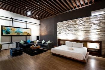 Bild vom Mesón de Santa Rosa Luxury Hotel in Querétaro