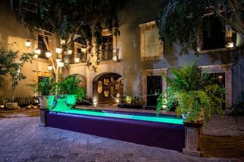 ภาพ Mesón de Santa Rosa Luxury Hotel ใน เกเรตาโร