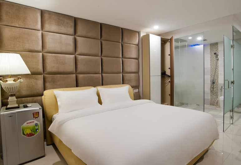 Hong Kong Kaiteki Hotel, Ho Chi Minh City, Superior Double Room, Guest Room