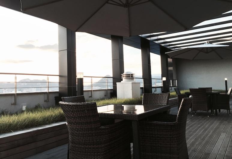베이튼 호텔, 서울특별시, 정원