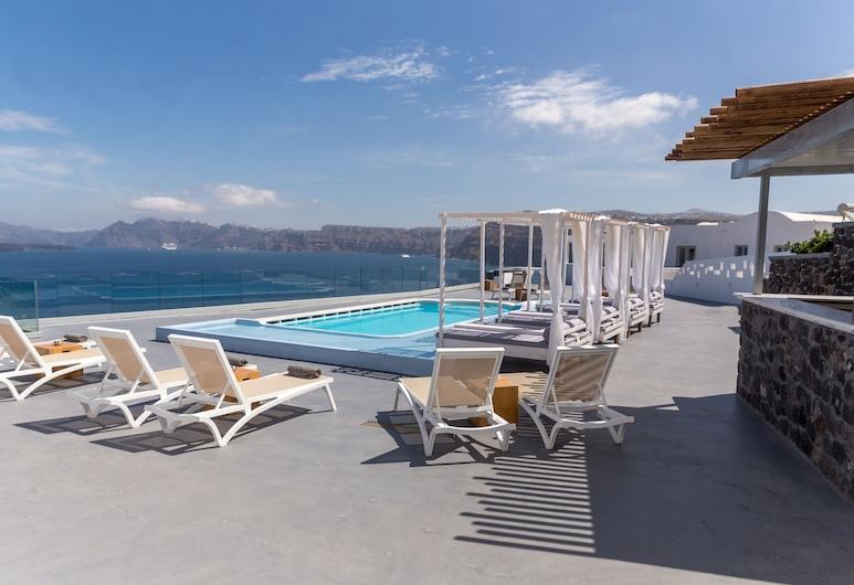 Hotel Goulielmos, Santorini, Infinity Pool