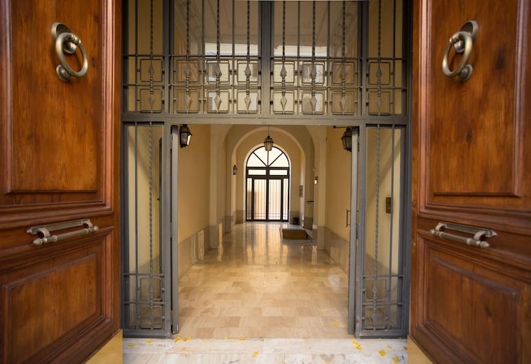 B&B Rome Rooms, Roma, Ingresso hotel