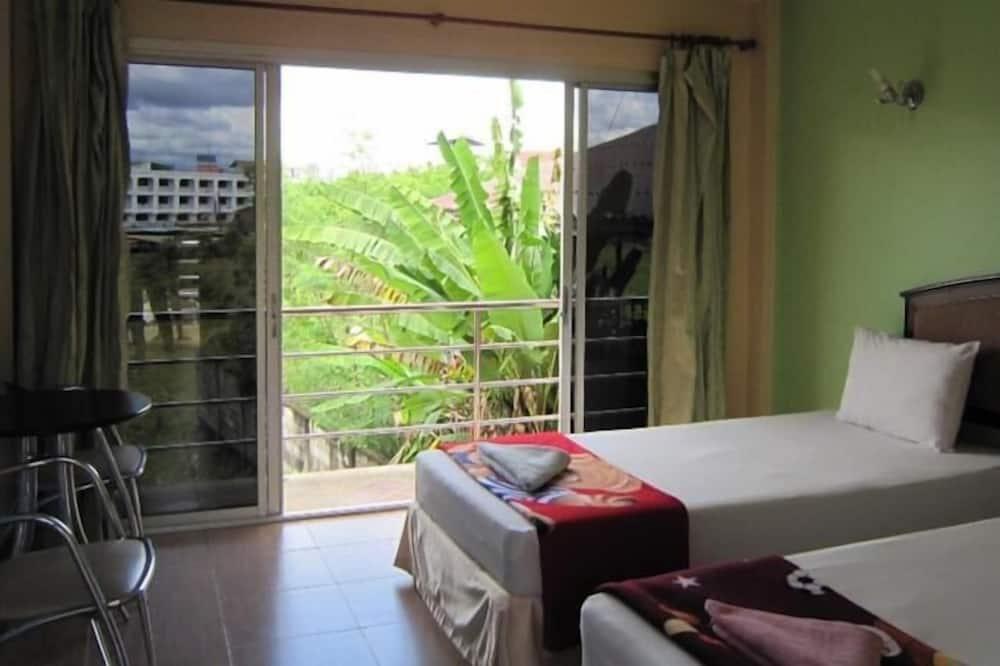 Air-con Twin Room No Balcony - Guest Room