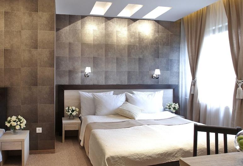 Hotel Vozarev, Belgrad, Zimmer