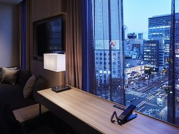 ภาพ โรงแรมมิลเลนเนียม มิตซุย การ์เดน โตเกียว ใน โตเกียว