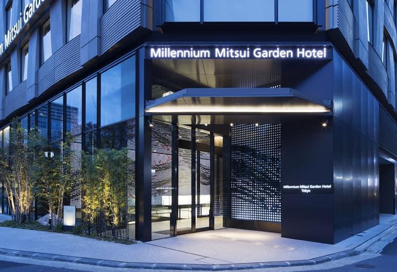 Millennium Mitsui Garden Hotel Tokyo, Tókýó, Ytra byrði
