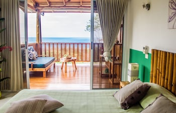 ภาพ Vista Naranja Ocean View House ใน Cobano