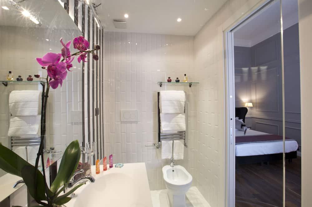 Phòng Suite, Quang cảnh thành phố - Phòng tắm