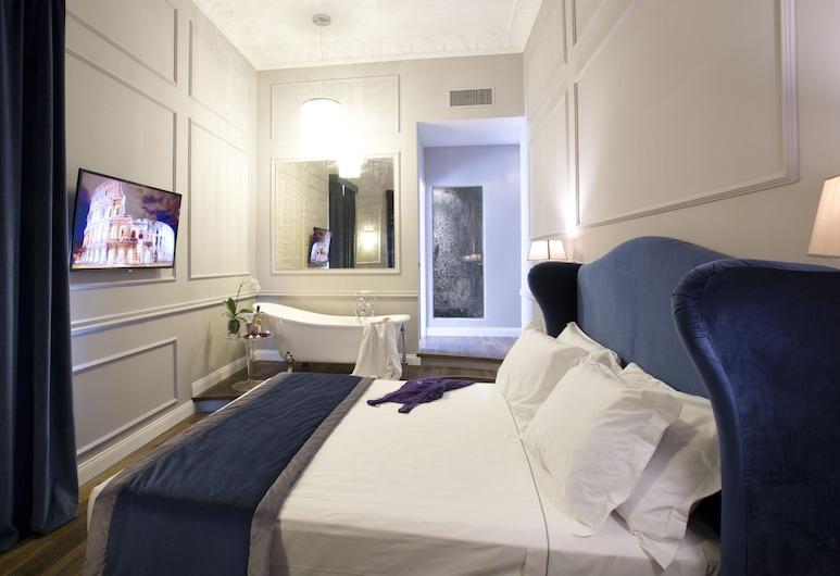 Relais Leone, Rome, Suite, City View, Guest Room