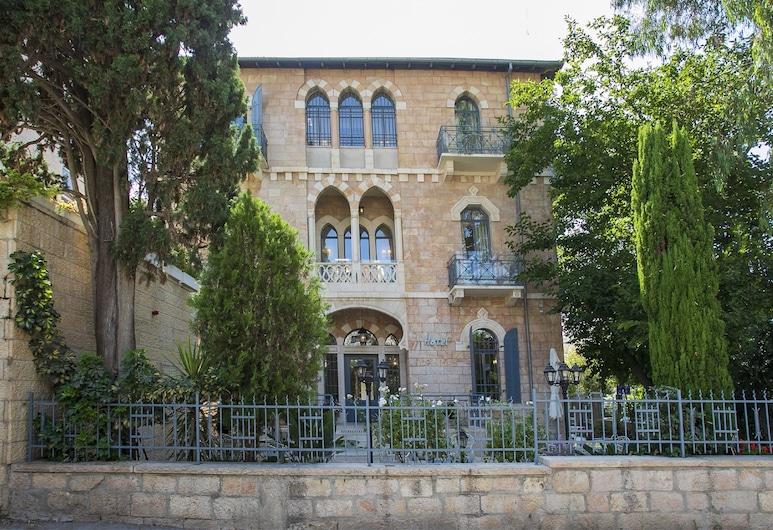 Villa Ba'Moshava - a Member of Brown Hotels, Yerusalem, Bagian Depan Hotel