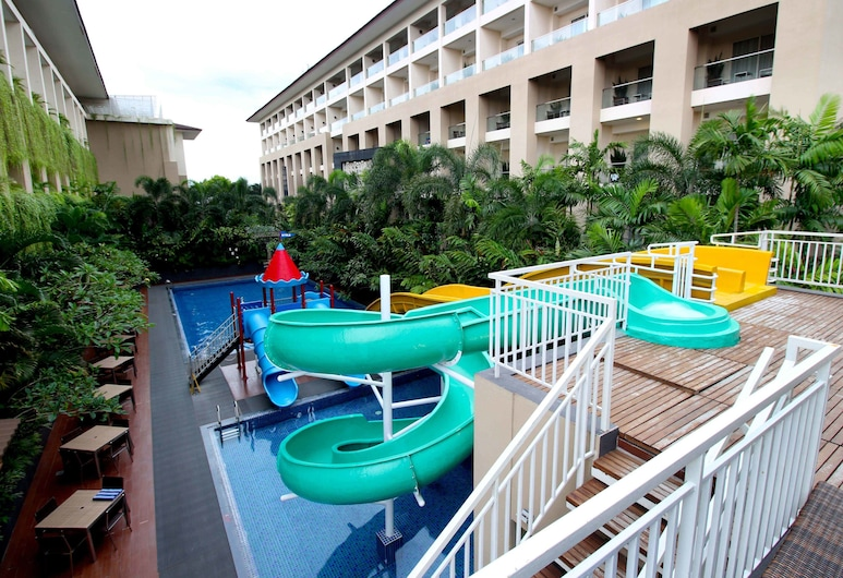 Eastparc Hotel, Depok, Pool