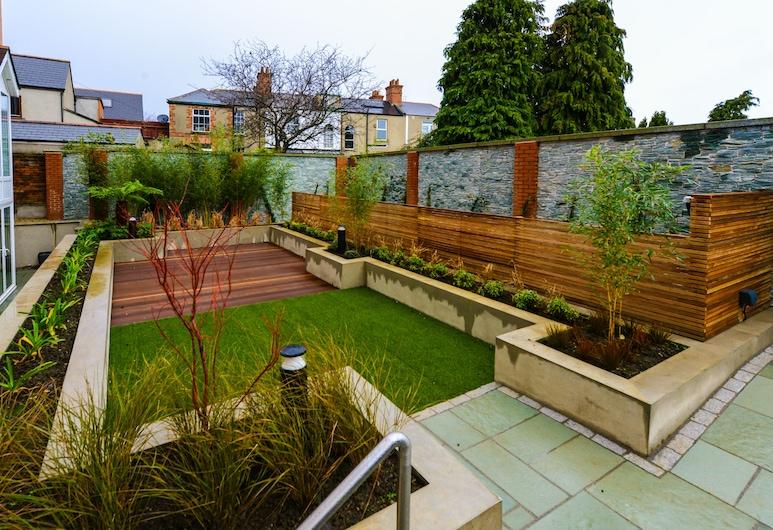 Premier Suites Plus Dublin Ballsbridge, Δουβλίνο, Αυλή