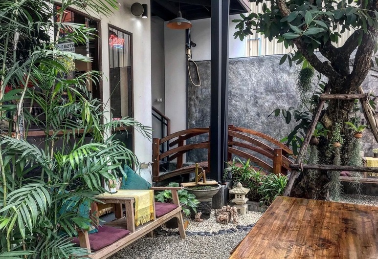 Le Canal Boutique House, Chiang Mai, Hotelbar