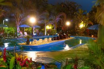 聖伊西德羅德佩納斯布蘭卡斯海里科尼亞自然旅館的圖片
