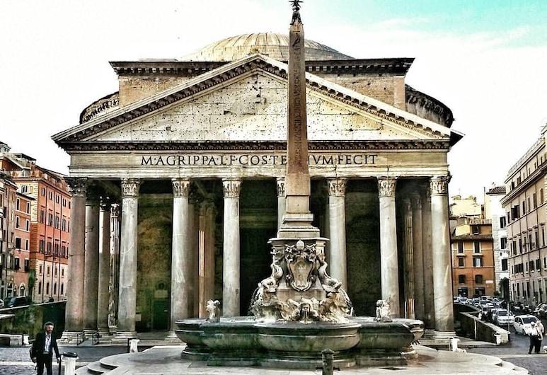 古羅馬住宅酒店, 羅馬, 從住宿看到的景觀