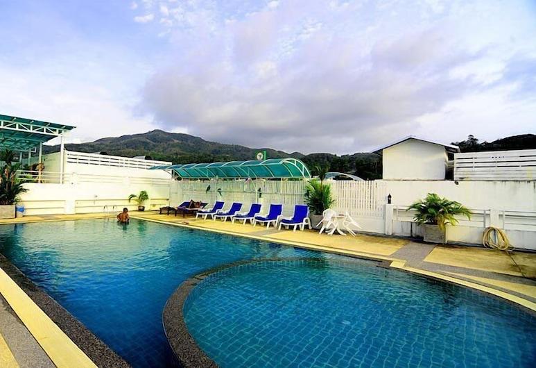 Arita Hotel, Patong, Solarium