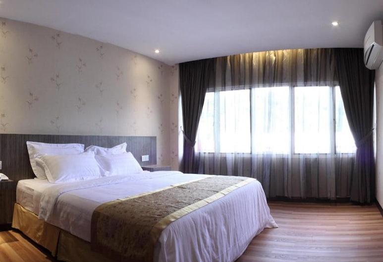 Mandarin Hotel, Kota Kinabalu, Családi szoba (Includes Hotel To Airport Transfer), Vendégszoba