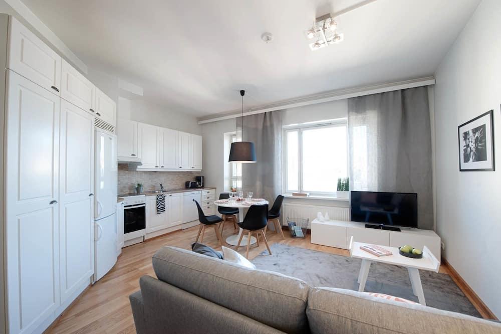 Appartamento, 1 camera da letto (no reception, keycode access) - Soggiorno