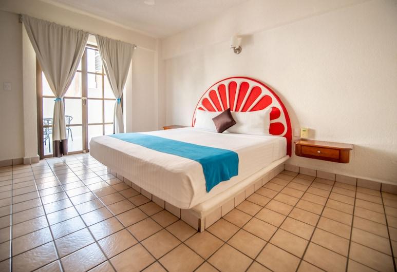 AM Amakal Hotel & Park, Santa María Huatulco, Habitación estándar, Habitación