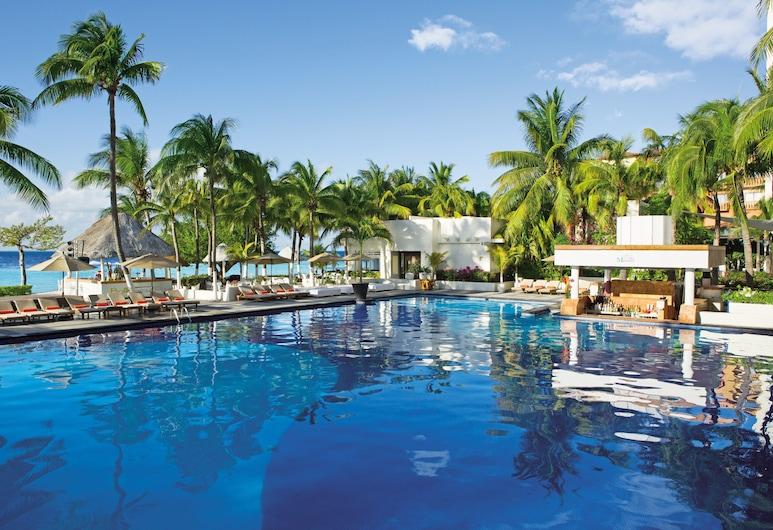 Dreams Sands Cancun Resort & Spa, Cancún, Piscina al aire libre