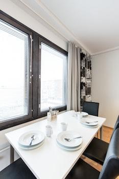 Фото Forenom Aparthotel Helsinki Herttoniemi у місті Гельсінкі