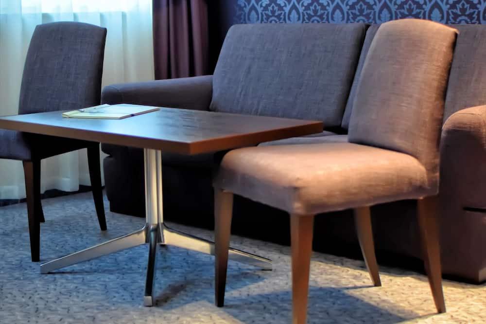 Phòng đôi Superior - Phòng khách