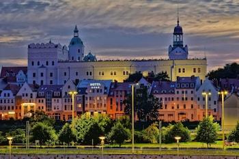 Foto van Hotel Zamek Centrum in Szczecin