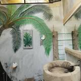 The Palm Tree - Badezimmer