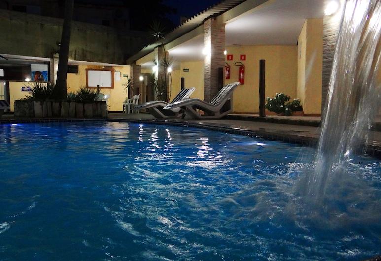 Recanto Tropical Hotel, Guaruja, Outdoor Pool