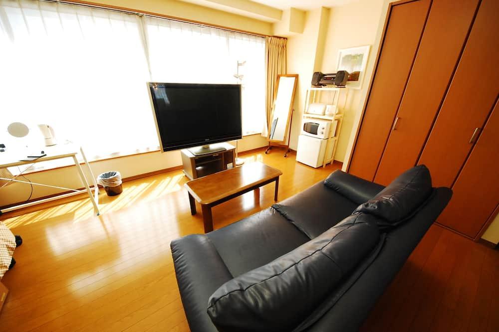 Standard Double Room, Smoking - Living Area
