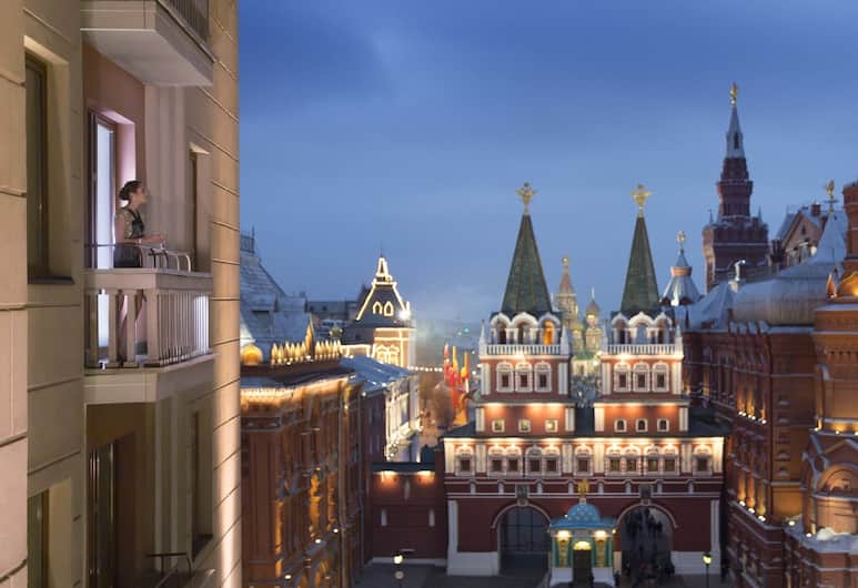 Four Seasons Hotel Moscow, Moscow, View from Hotel