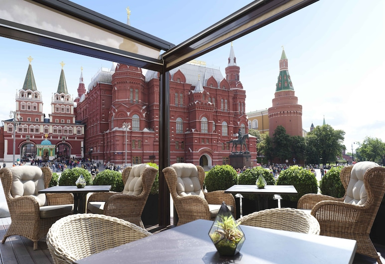 Four Seasons Hotel Moscow, Moscow, Hotel Bar