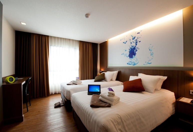 41 Suite Bangkok, Bangkok, Deluxe Room, Guest Room