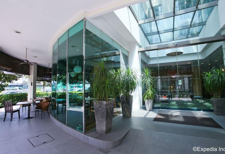 Aqueen Hotel Lavender (SG Clean), Singapūras, Įėjimas į viešbutį