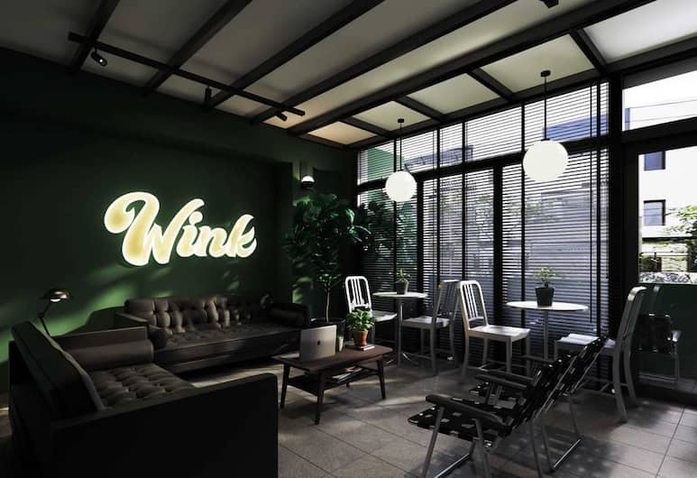 Wink Capsule Hostel, Singapore, Mixed 1 Bed Pod, Living Area