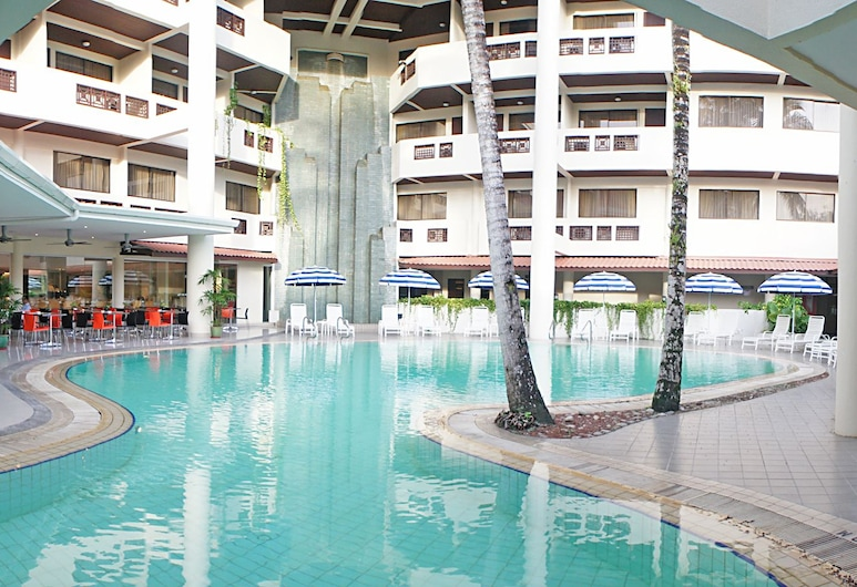 Grand Dormani Rajah Court Hotel, Kuching, Hồ bơi ngoài trời