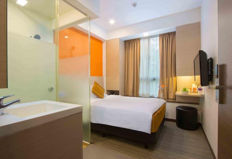 Aqueen Balestier, Singapur, Einzelzimmer (Amber), Zimmer
