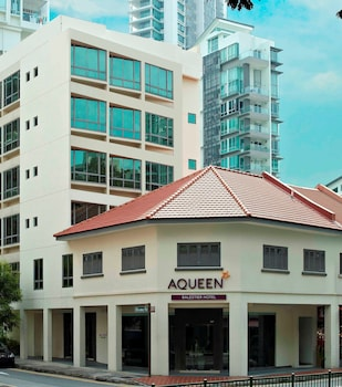 Picture of Aqueen Balestier Hotel in Singapore